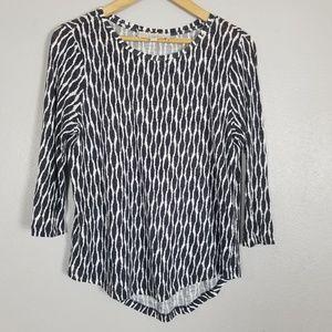 Loft linen blouse